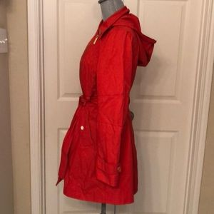 Michael Kors raincoat size small. From Nordstrom